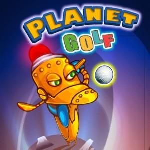 игра Космический Гольф