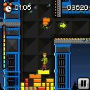 java игра Скуби-Ду - Призрачные блоки (Android)