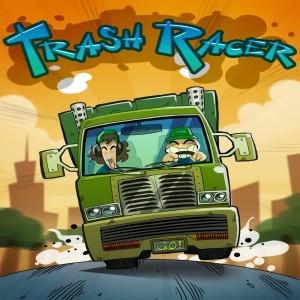 java игра Гонки на мусоровозах
