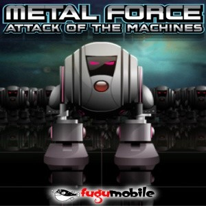 java игра Metal Force - Атака машин