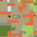 мобильная java игра Воины Дерьма