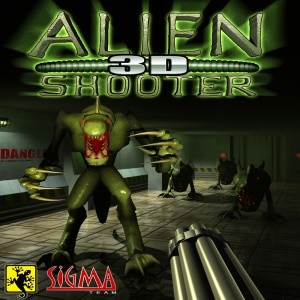 java игра 3D Alien Shooter