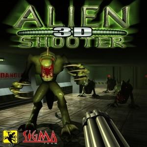 игра 3D Alien Shooter
