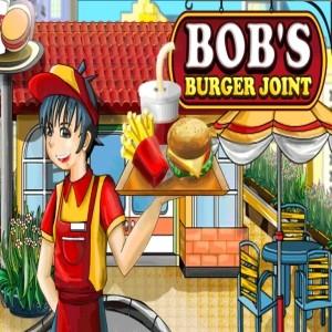 игра Бургеры у Боба