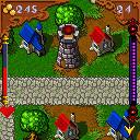 java игра Битва за башни Гнев богов