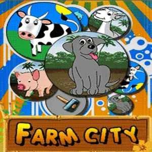 мобильная java игра Фермерский городок