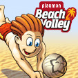 java игра Playman: Beach Volley