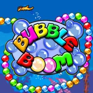 java игра Bubble boom