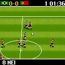 java игра Alberninho Football