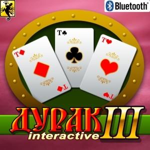 Дурак Interactive - 3 java-игра