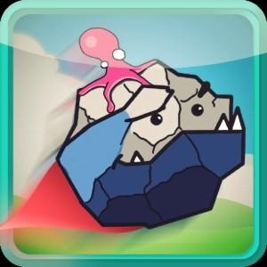 игра Сердитые камни (Android)