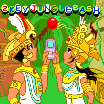 java игра Тропический отскок