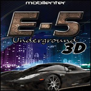 java игра E-5 Ночной рейсинг 3D
