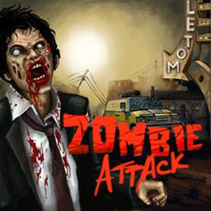 мобильная java игра Атака зомби