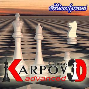 java игра Karpov 3D Advanced Chess