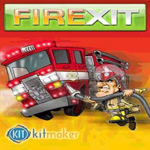 мобильная java игра Пожарный выход