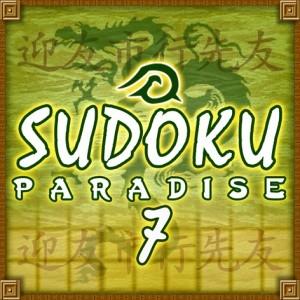 игра Sudoku paradise 7