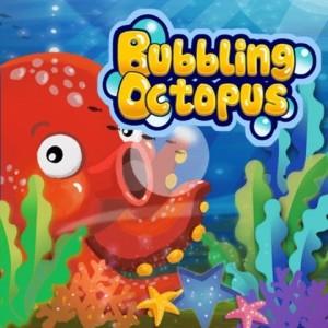 java игра Bubbling Octopus