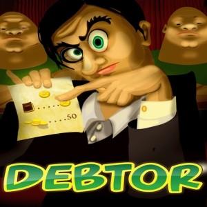 игра Debtor