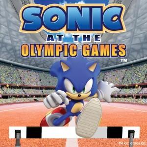 java игра Соник на Олимпийских играх