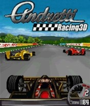 java игра F1 Андретти 3D