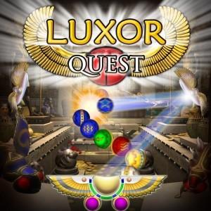 java игра Luxor Quest - Королева Шелкового пути