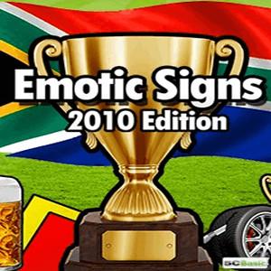 java игра Emotic Signs 2010 Edition