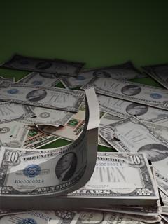 игра Деньги (доллары)