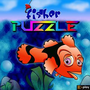 java игра Рыбацкая головоломка