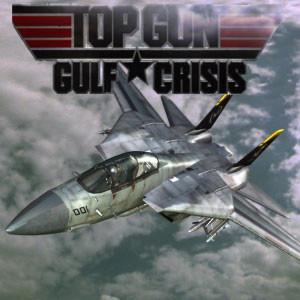 java игра Top Gun: Кризис в заливе, по к