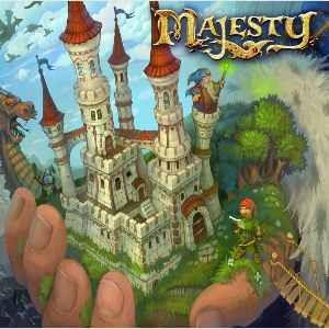 игра Majesty - Королевский Симулятор