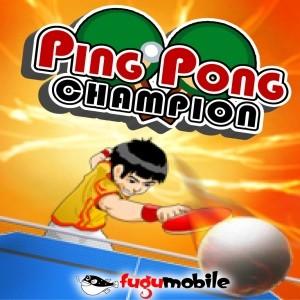 игра Чемпионат по пинг-понгу