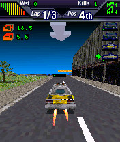 java игра Carmageddon 3D