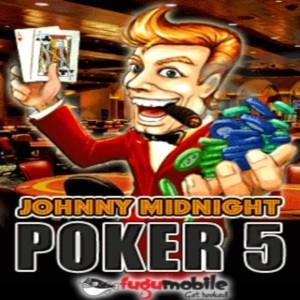 мобильная java игра Покер с Джонни Миднайтом 5
