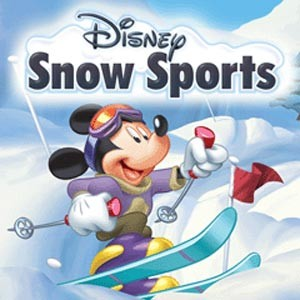 игра Disney Snow Sports