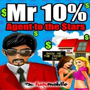java игра Мистер 10-процентов - Звездный агент