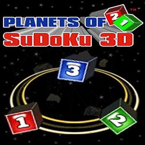 мобильная java игра Планета судоку 3D