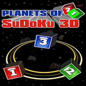 java игра Планета судоку 3D