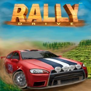 java игра Rally Drive 3D