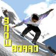 java игра Snowboard