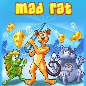 java игра Чумовой Крыс