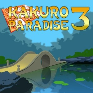 java игра Kakuro Paradise 3