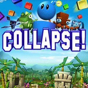 java игра COLLAPSE!
