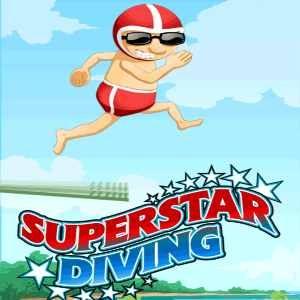 java игра Прыжки в воду