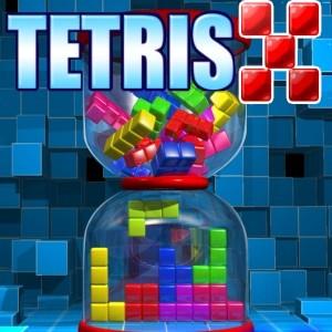 java игра TETPИC-X