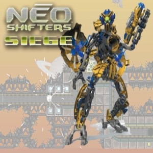 java игра Neon Shifters - Осада