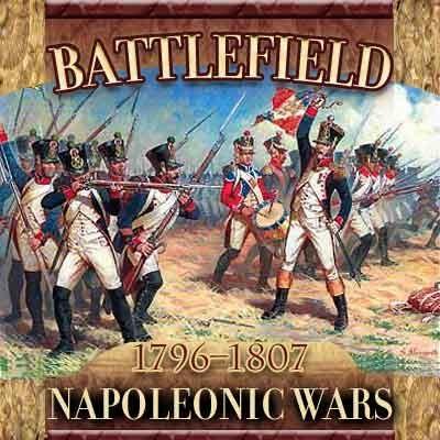 java игра Поле боя  - Наполеоновские войны