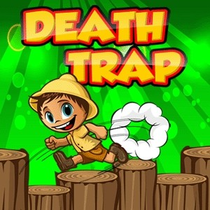 мобильная java игра Death trap (Android)