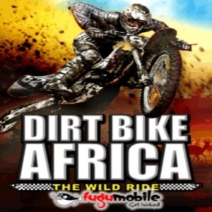 java игра Африканский мотокросс