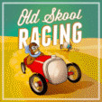 java игра Old School Racing (Android)